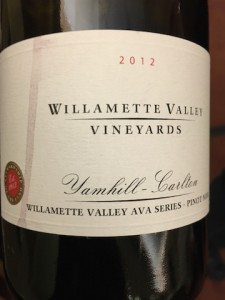 Yamhill-Carlton Pinot Noir